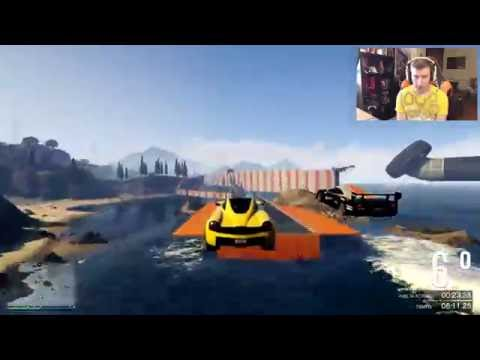 QUE VUELCOOOOOO | GRAND THEFT AUTO 5 | POKER988TV