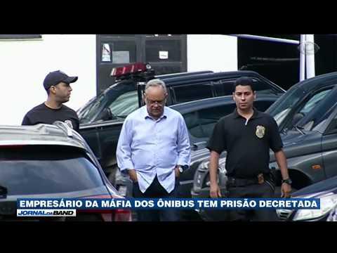 Empresário Da Máfia Dos ônibus Tem Prisão Decretada
