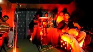 Delhi Drummers @ Cafe Cruise- Jugni- 2.avi