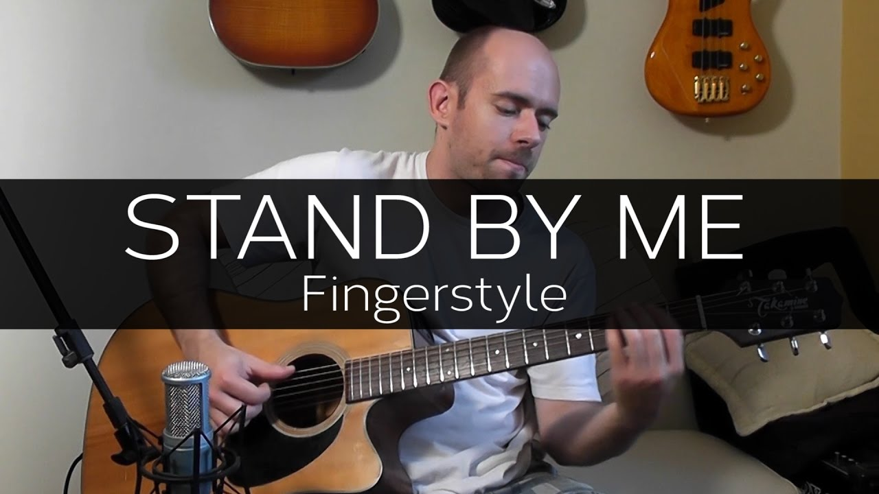 how to play stand by me on guitar fingerstyle