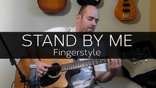 Stand by me (Ben E. King) - Acoustic Guitar Solo Cover (Violão Fingerstyle)