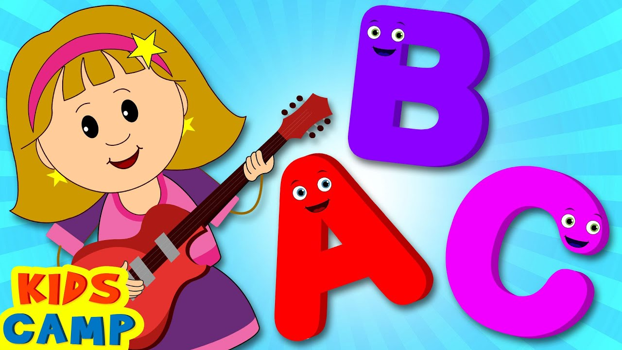 Kid Camp Abc Song