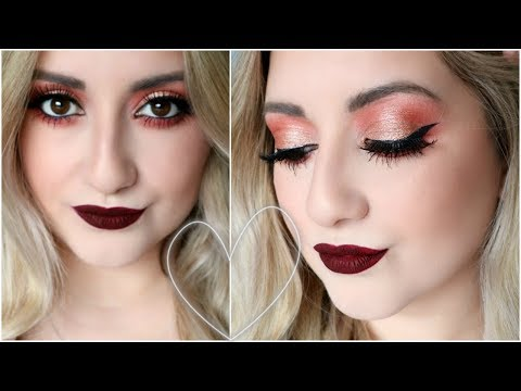 CHIT CHAT GRWM | LONG AF / SEXY GLAM MAKEUP TUTORIAL