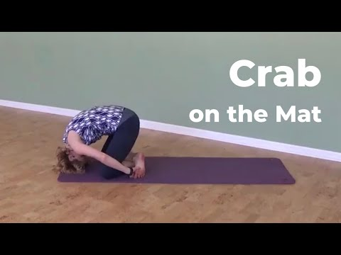 Crab on the Mat ⎮Pilates Encyclopedia