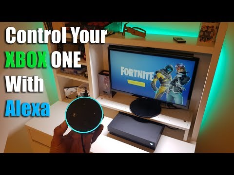 How To Control Your XBOX ONE With An Amazon Alexa Mp3