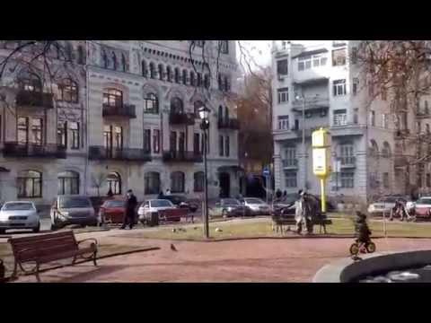 National Theater of Ivan Franko - Kiev Ukraine -  TOURIST DESTINATION
