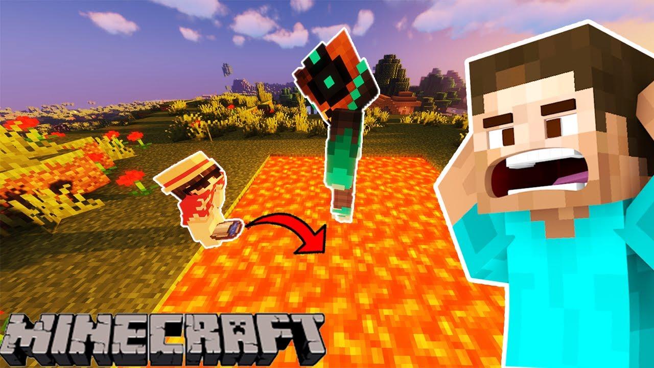 Minecraft Manhunt, But if i DIE i WIN