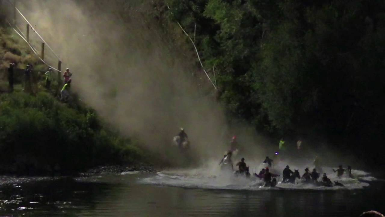Omak Stampede Suicide Race Thursday 2016 Youtube