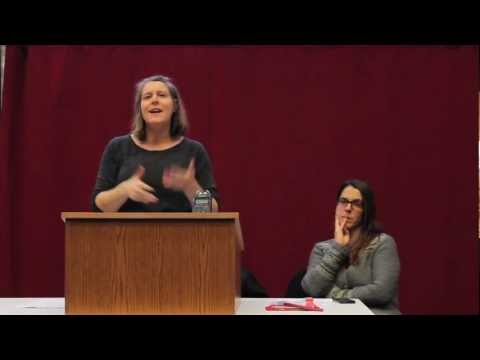 The Fight Against Rape Culture & Sexual Violence - Jen Roesch - ISO