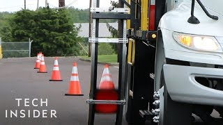 Road Cone Placing Machine Is Safer And More Efficient