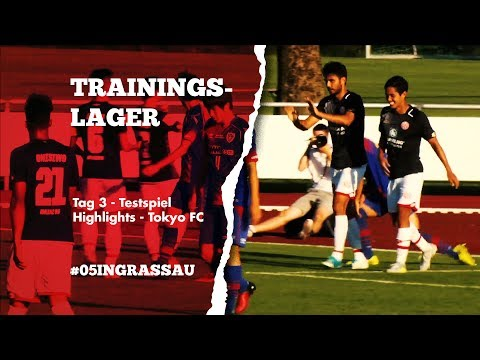 Testspiel Highlights | Tokyo FC | Trainingslager | 05er.tv | 1. FSV Mainz 05
