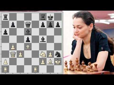 Полина Шувалова 🆚 Александра Костенюк 🌠Падения Шахматной Королевы