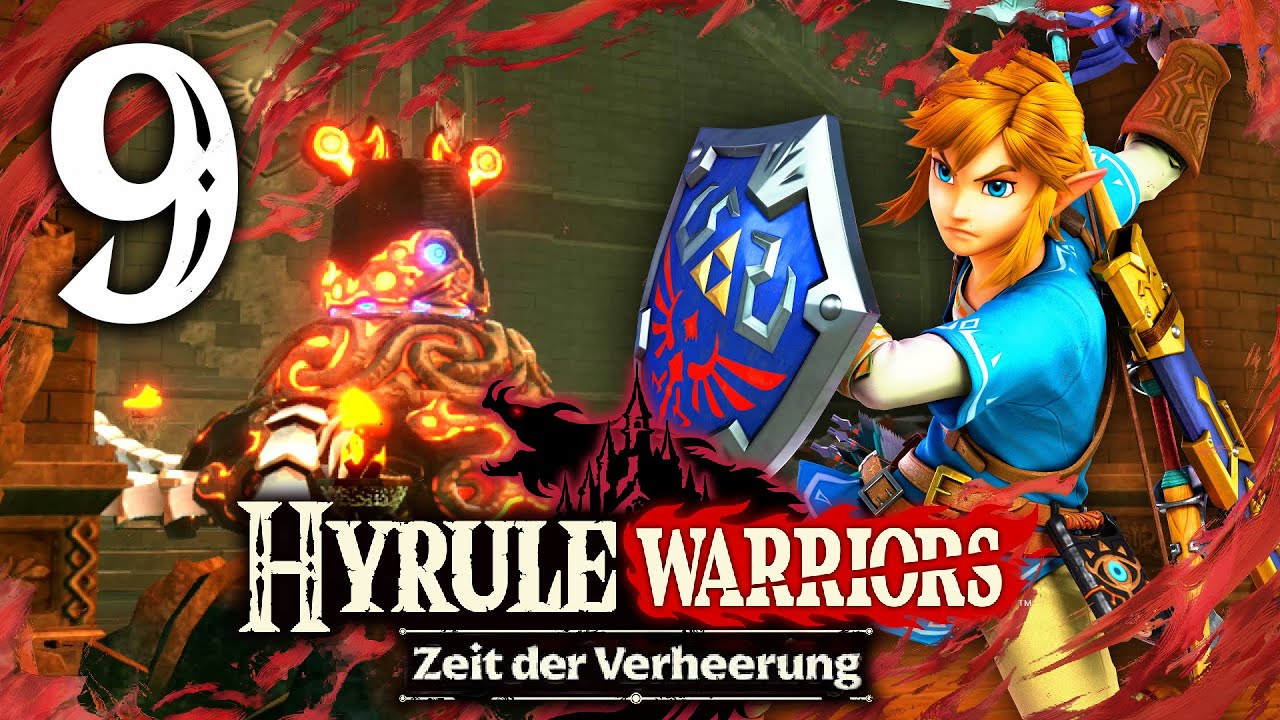 Hyrule Warriors Zeit Der Verheerung 9 Der Akkala Turm German Deutsch Youtube