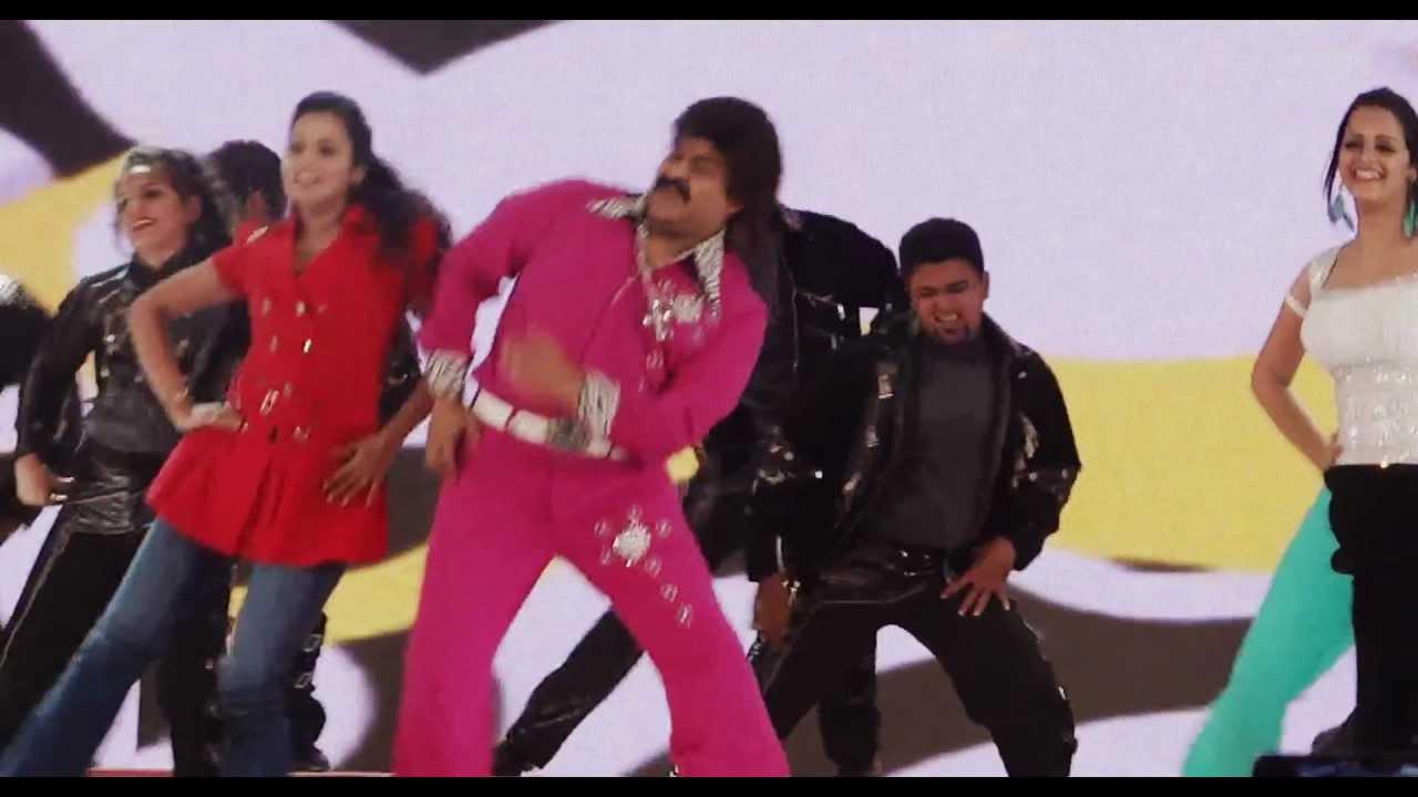 mohanlal gangnam style dance video