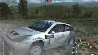 World Rally Championship 3 Review (PS2)