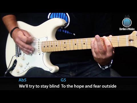 Come Undone- Duran Duran (Aula de Guitarra) - Cordas e Música