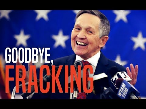 Dennis Kucinich Vows to Take on the Oil & Gas Industry in Ohio