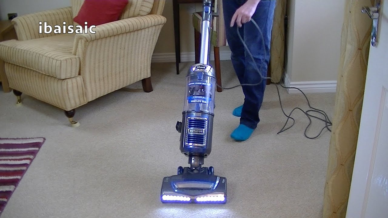 Shark Rotator Lift Away NV340 Upright Vacuum Cleaner