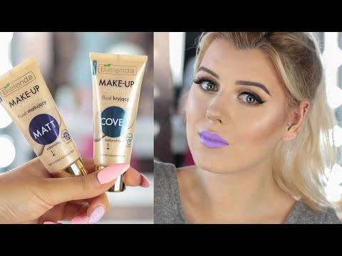 Bielenda Make-up Academie Cover Fluid kryjący i Matt Fluid matujący | Pierwsze wrażenie i recenzja