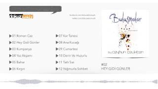 Ceyhun Çelikten - Hey Gidi Günler (Official Audio) (Enstürmantal)