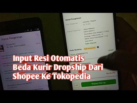 cara-input-resi-otomatis,-beda-kurir,-dropship-dari-shopee-ke-tokopedia