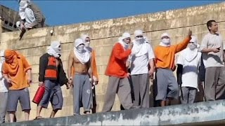 Brazil: Prison rioters said to agree deal to end violence