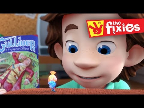 The Fixies ★ The DVD- Full Episodes ★ Fixies English | Cartoon For Kids