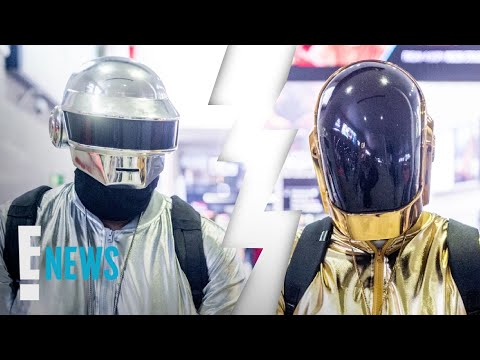 Daft Punk Breaks Up After 28 Years | E! News