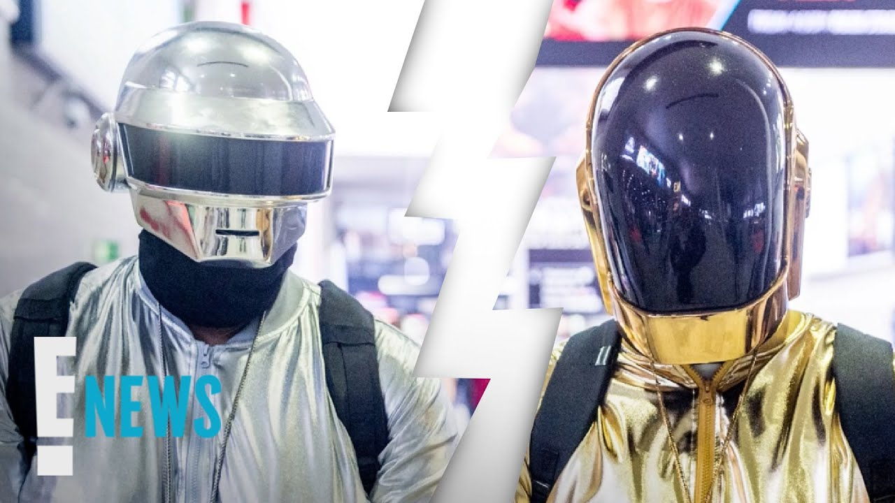 Daft Punk Breaks Up After 28 Years News