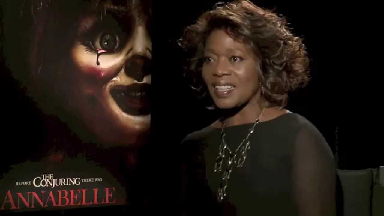 Annabelle 2014 Interview With Alfre Woodard Youtube