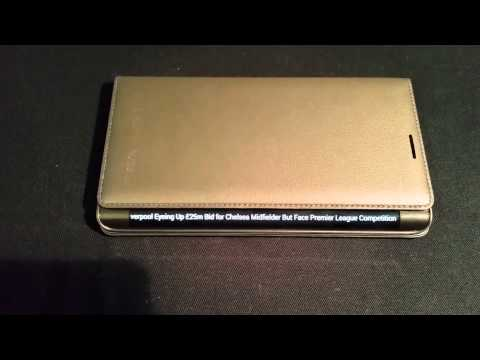 Galaxy Note Edge Early Impressions/Review