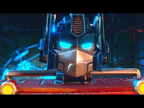 Transformers: War for Cybertron - Видео-обзор