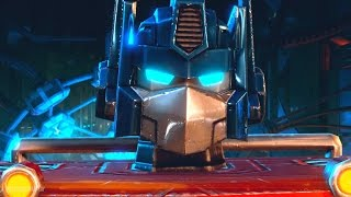 TRANSFORMERS: EARTH WARS - OFFICIAL LAUNCH TRAILER