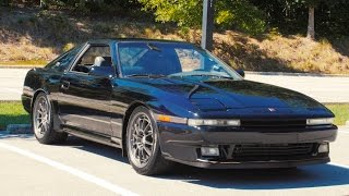 The Underrated Supra- MK3 Supra Review!