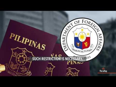 Duterte signs laws extending passport, driver's license validity