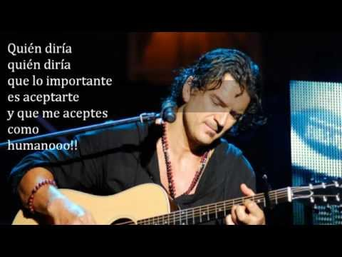 Ricardo Arjona Quien Diria Original Introduccion Youtube