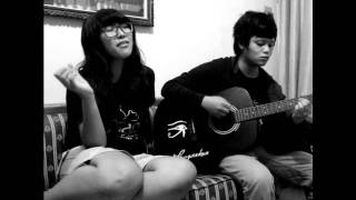 2ne1 - It Hurts English Version Cover by Aya & Michael