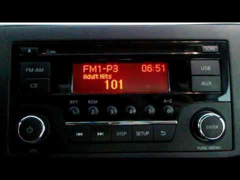 Me on the radio K Earth 101