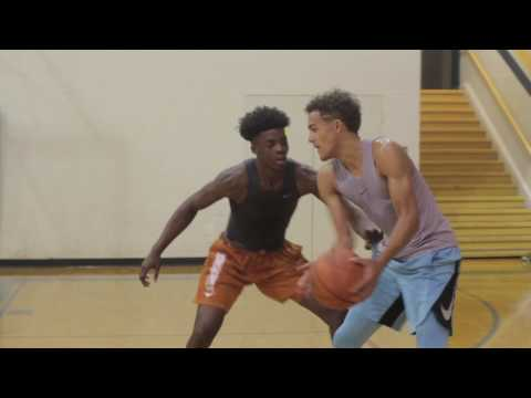 """The Process"" w/ Tim Martin: Defensive Techniques ft. Andrew Jones & Trae Young"