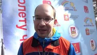 Интервью главного судьи соревнований - Москомпас 2016