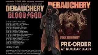 DEBAUCHERY Fuck Humanity Teaser