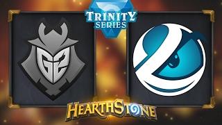 Hearthstone - G2 vs. Luminosity - Hearthstone Trinity Series - Day 7