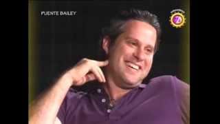 """TVC El Cuarto de Luis: Jaime """"Puente"""" Bailey entrevista a Copán Álvarez"""