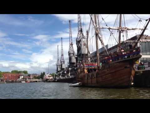 Bristol Historic Waterfront - Saturday 3rd August