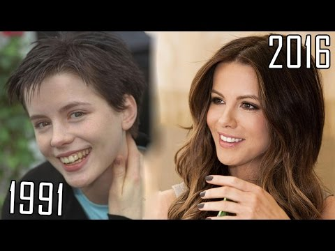 Kate Beckinsale (1991-2016) all movies list from 1991! How much has changed? Before and Now!