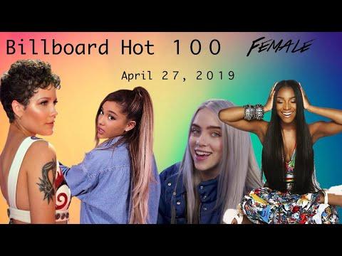 Top Songs April 27, 2019 [Billboard Hot 100] | FEMALE Mp3