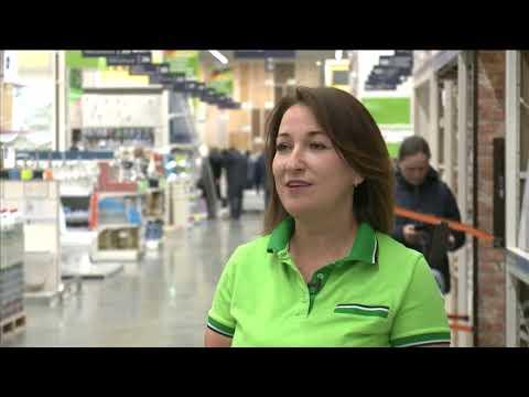 В гипермаркете «Леруа Мерлен Череповец» проходит большой строительный праздник