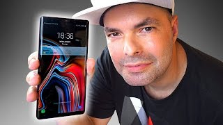 JÁ CHEGOU!!! Samsung Galaxy Note 9