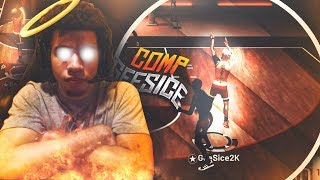 GEESICE RETURNS TO THE COMP STAGE SINCE PATCH 1! NBA 2K19 ANTE UP/ STAGE GAMEPLAY!