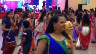 Navratri-2016 , Day-4th , Ras-Garba , Macon , Georgia .......